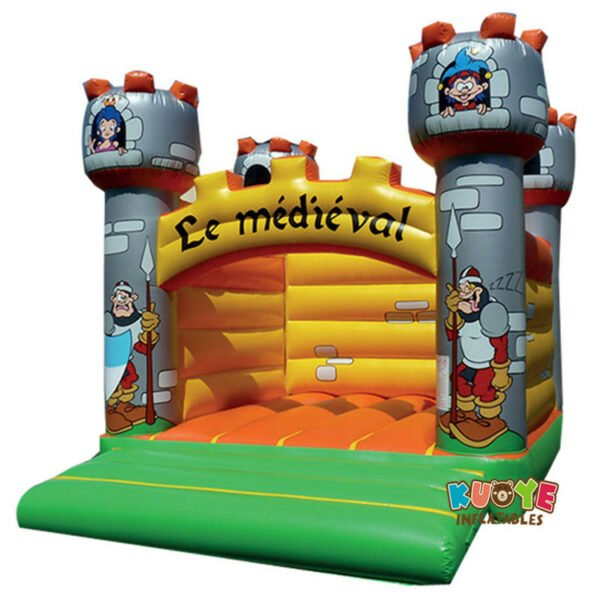 BH1829 Medieval Bouncy Castle