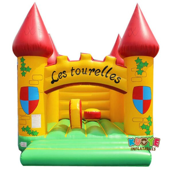 BH1828 Medieval Castle Inflatable Structure