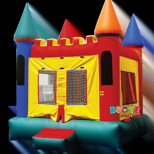 BH090 13′ x 13′ Castle Bouncy House