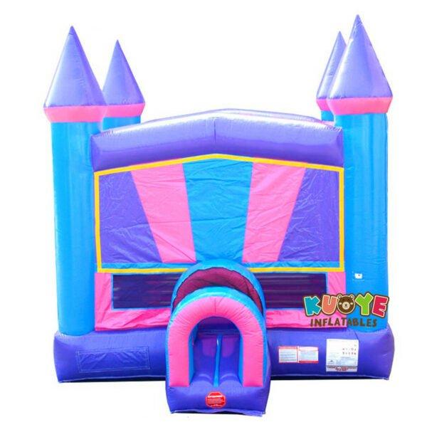 BH089 Modular Pink & Purple Kids Jumper