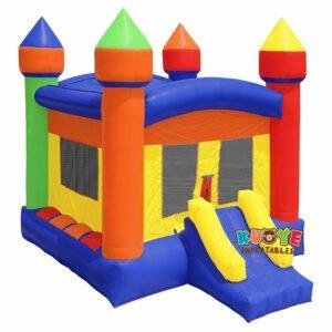 BH092 Cloud 9 Commercial Grade 13′ x 13′ Castle Bounce House