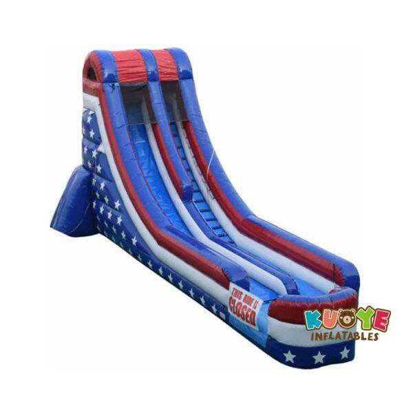 WS063 18ft All American Water Slide