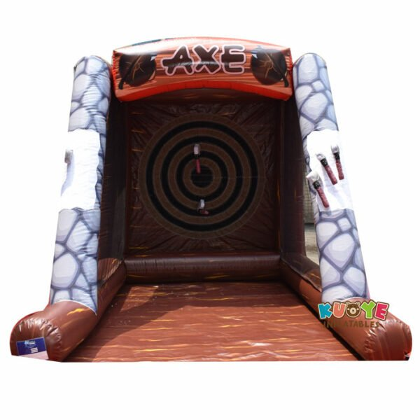 SP027 Inflatable Axe Throw Interactive Game