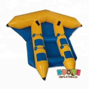 WG03 Fly Fish Boat Ride Inflatable