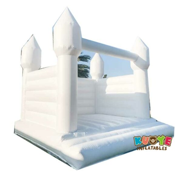 BH060 White Wedding Inflatable Bouncer