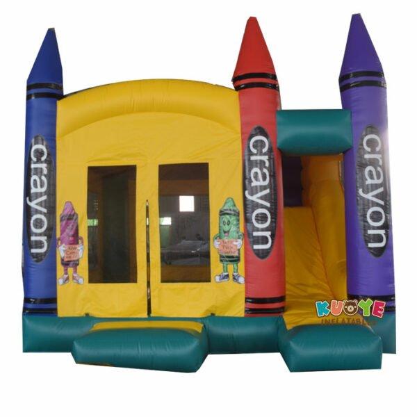 CB036 Crayon Inflatable Combo