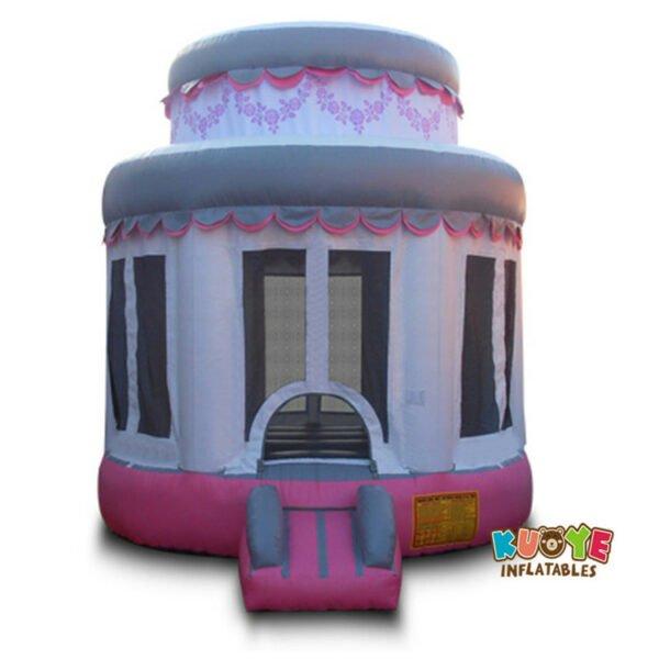 BH1840 Cake Birthday Bounce House