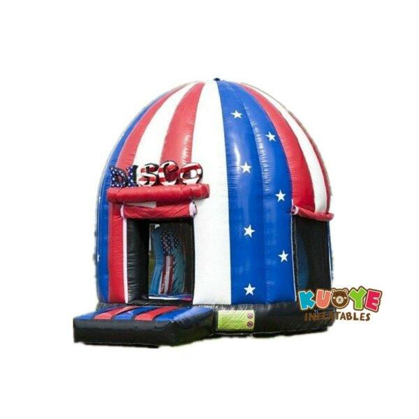 BH100 Disco Bouncy Castle