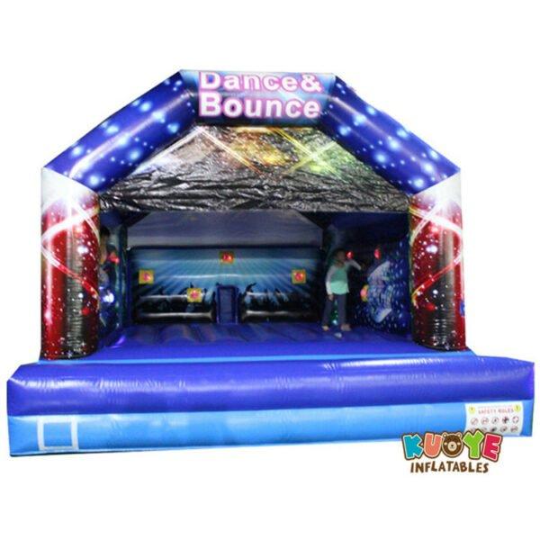 BH1842 Dance & Bounce Disco Castle for Fun