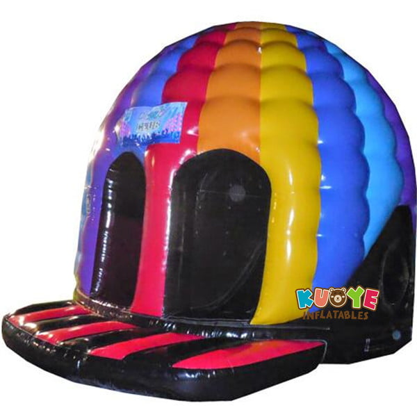 BH103 Disco Dome with internal slide