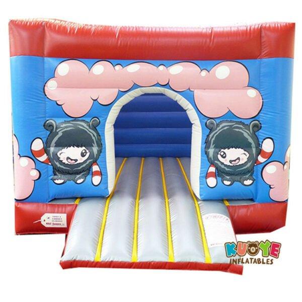 BH1845 Indoor Bubbles Bouncing Castle
