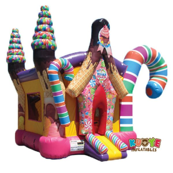 BH1846 Candy Land Bounce House