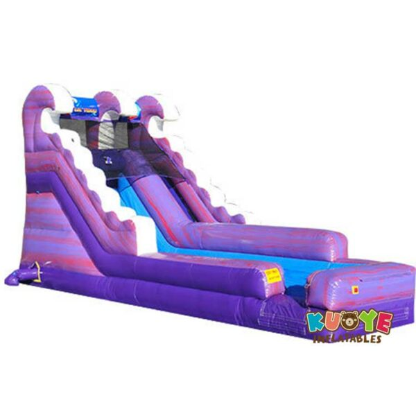 WS073 15ft Purple Tides Slide