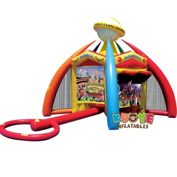 SP1805 Multi Sport Inflatable Carnival Game
