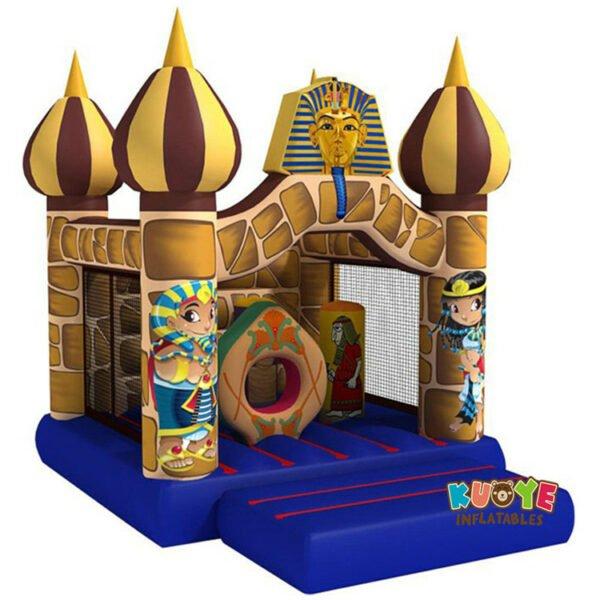 BH1853 Egyptian Pharaoh Jump House Inflatable
