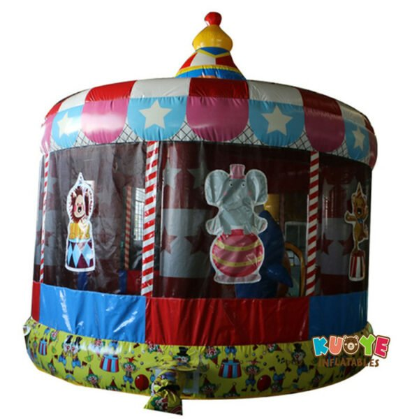 BH1854 Circus Bounce Houses