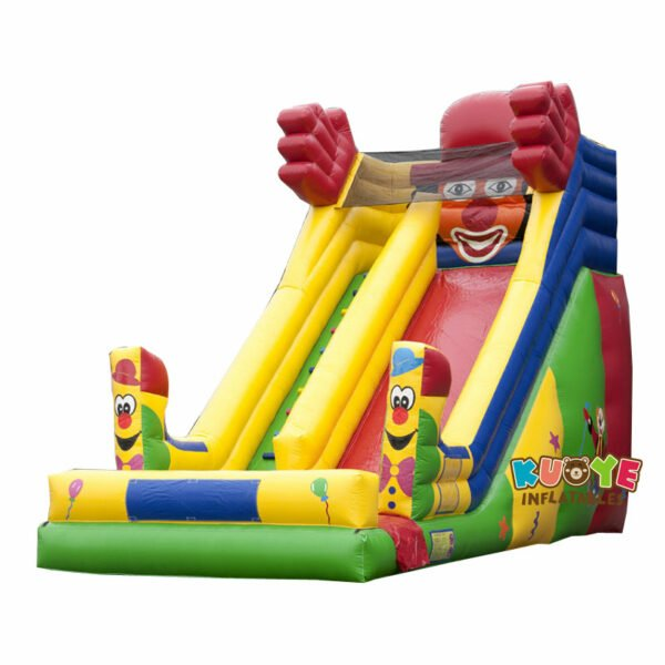 SL017 Inflatable Super Pirate High Slide