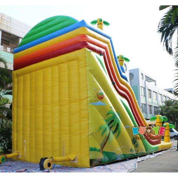 SL028 Giant Inflatable Dinosaur Slide 5