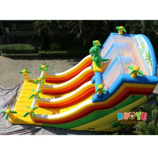 SL028 Giant Inflatable Dinosaur Slide 4