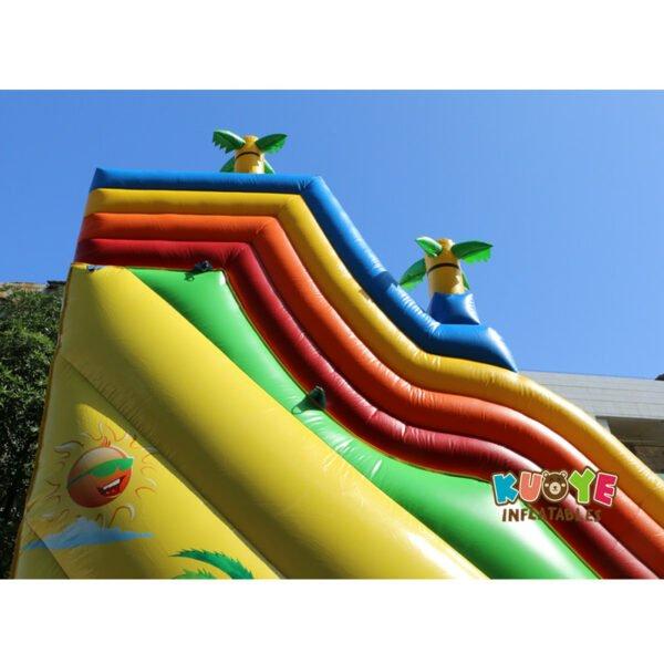 SL028 Giant Inflatable Dinosaur Slide 7