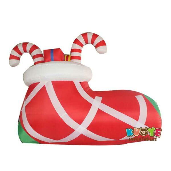 Xmas008 Christmas / Xmas Candy Boot Inflatable