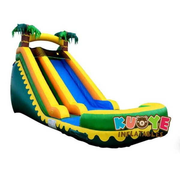 WS034 18ft Tropical Water Slide