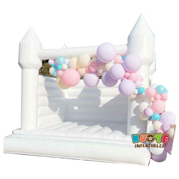 BH064 Custom Wedding Bouncy Castle