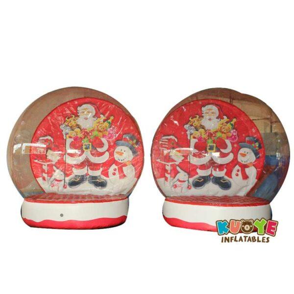Xmas009 Christmas / Xmas Inflatable Snow Globe Decoration