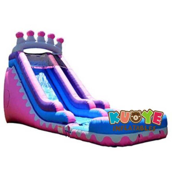 WS078 18 FT Princess Water Slide