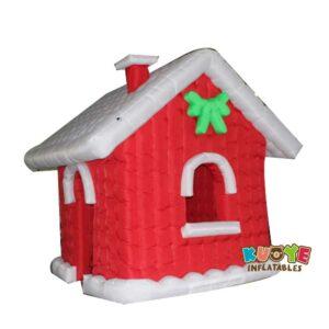 Xmas011 Custom Inflatable Christmas Decoration House