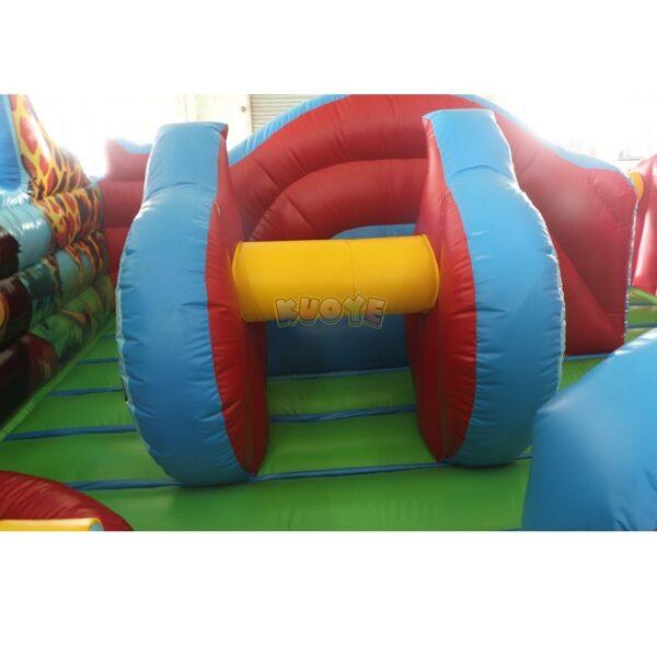 KYCF03 Zoo Animal Kingdom Toddler Playland 4
