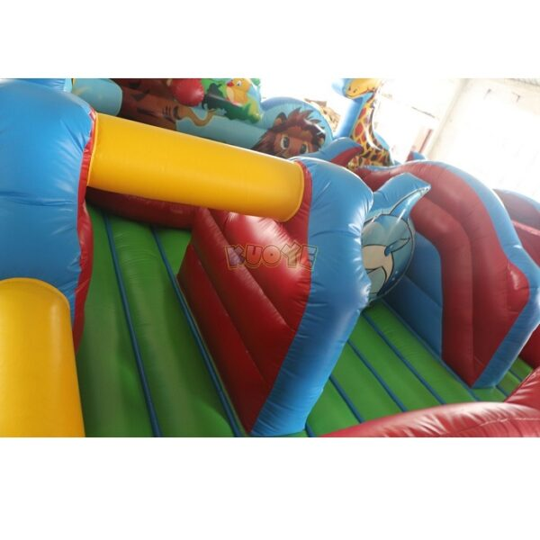 KYCF03 Zoo Animal Kingdom Toddler Playland 14