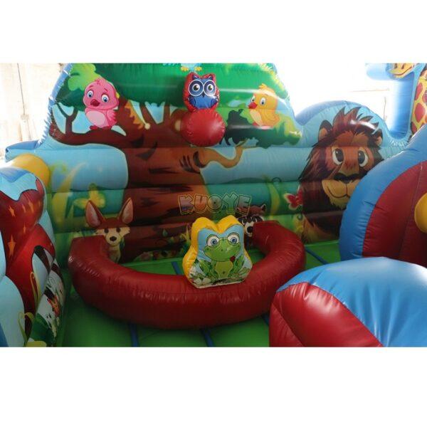 KYCF03 Zoo Animal Kingdom Toddler Playland 6