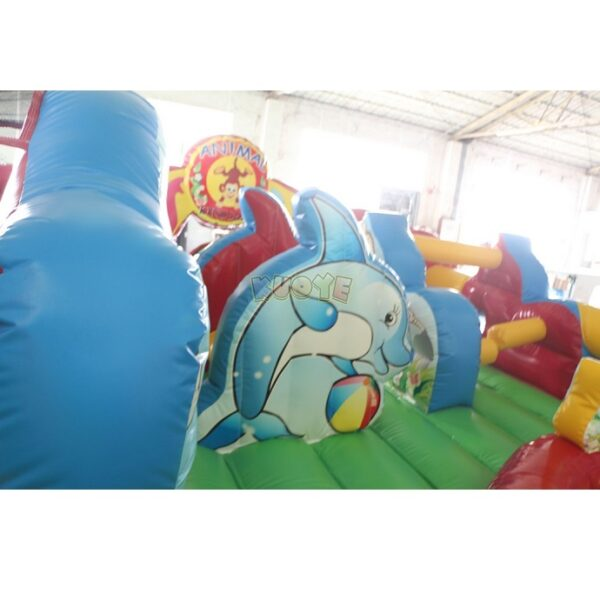KYCF03 Zoo Animal Kingdom Toddler Playland 8