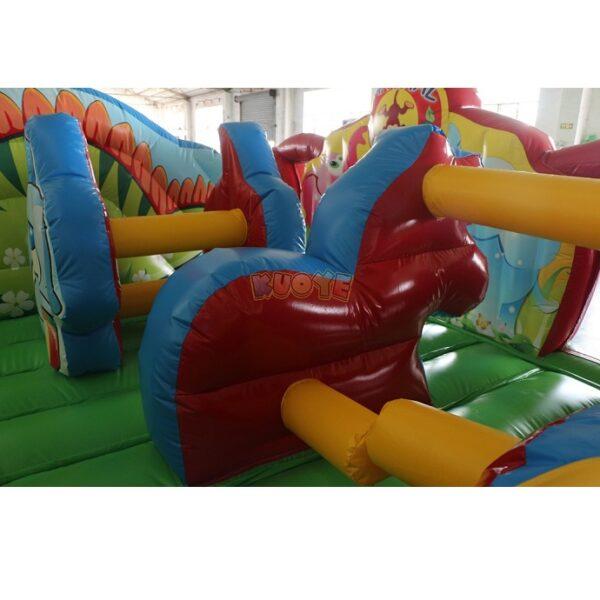 KYCF03 Zoo Animal Kingdom Toddler Playland 10