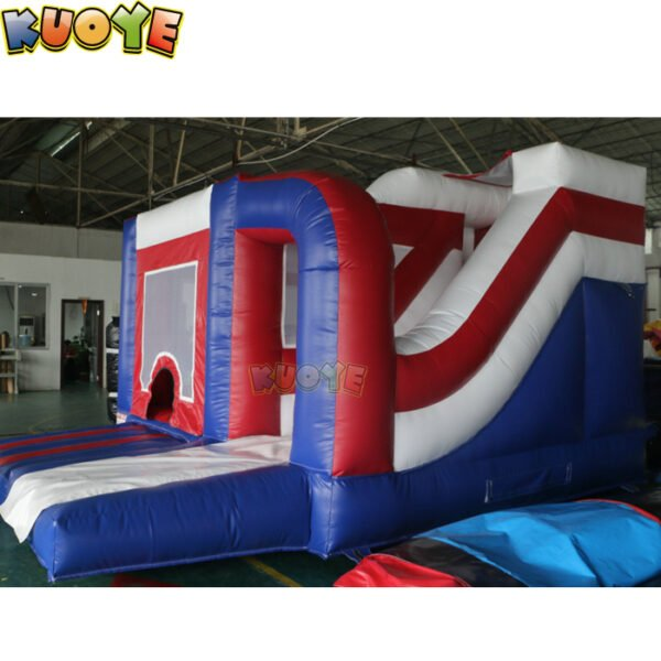 KYCB38 Bounce House Slide Combo 3