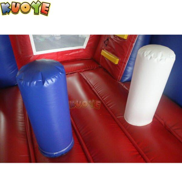 KYCB38 Bounce House Slide Combo 6