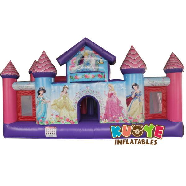 BH001 Princess Toddler Palace Bounce House