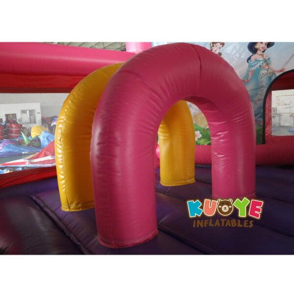 BH001 Princess Toddler Palace Bounce House 5