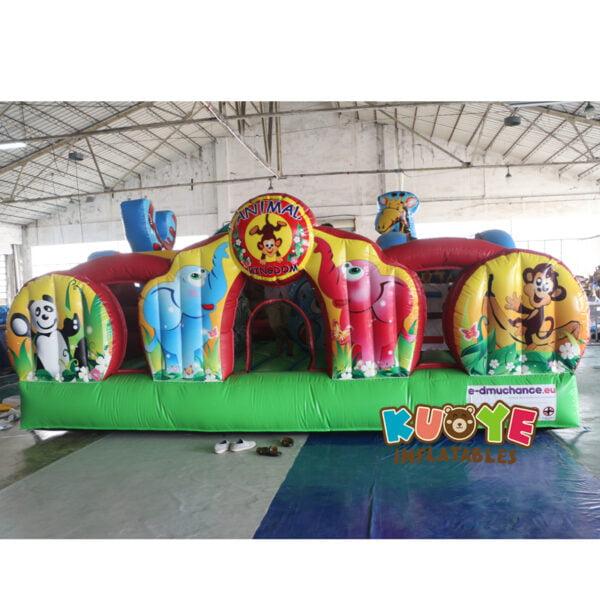 KYCF03 Zoo Animal Kingdom Toddler Playland 2