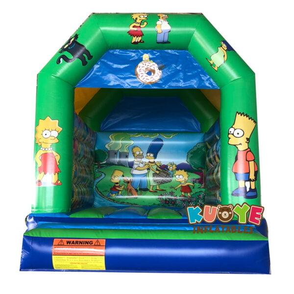 BH018 Simson Bouncy Castle