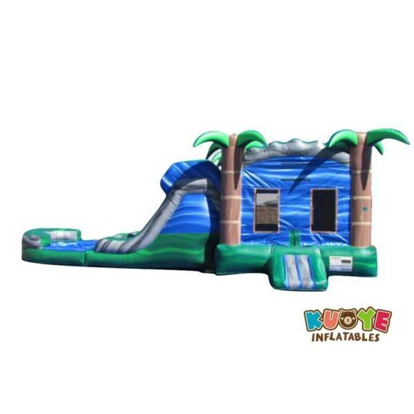 CB015 Tropical Blue Crush Water Combo