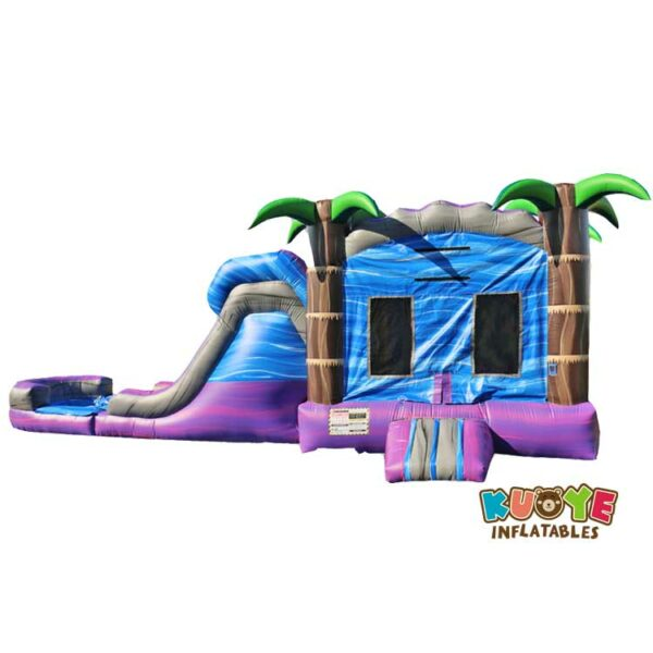 CB016 Purple Crush Water Combo with Removable Pool