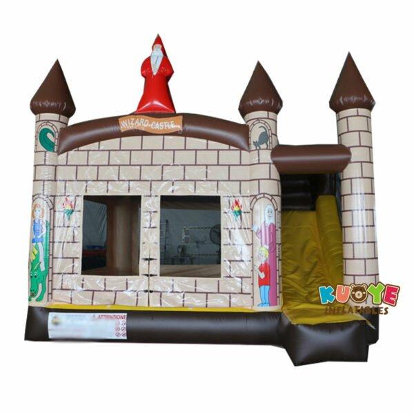 CB1801 Wizard Castle Moonbounce Jumping Bouncer