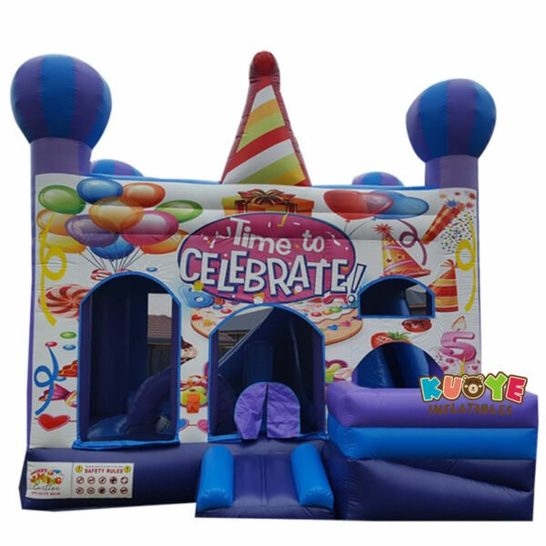 CB1803 Party Time Jumping Castle Combo