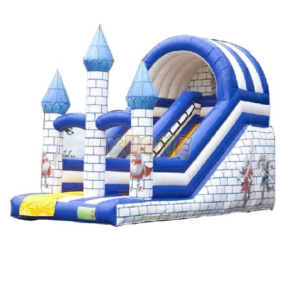 Camelot Themed Slide