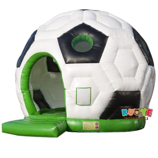 BH034 Soccer Ball Bouncy Castle