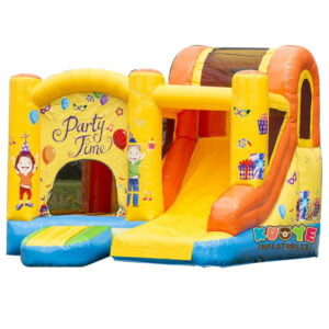CB002 Happy Party Bouncy Castle Combo