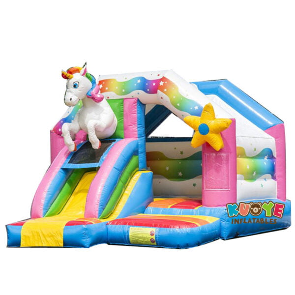 CB008 Unicorn Slide Combo