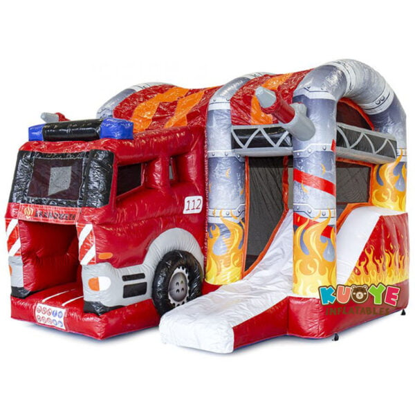CB003 Moster Bouncy Castle with Slide